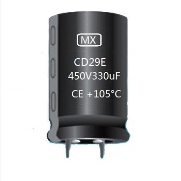CD29E Snap In Aluminum Electrolytic Capacitor