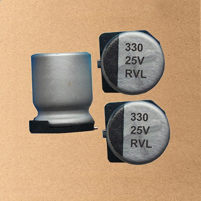 RVL Long Life Chip/SMD Electrolytic Capacitor