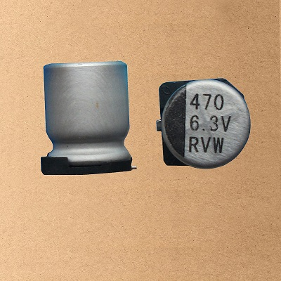 RVW Chip/SMD Aluminum Electrolytic Capacitor